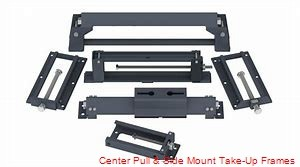 Rexnord ZHT1312 Center Pull & Side Mount Take-Up Frames