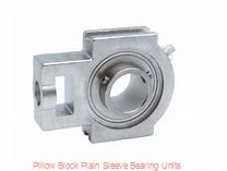 Link-Belt 21227Z Pillow Block Plain Sleeve Bearing Units