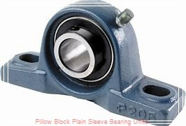 Link-Belt 21355 Pillow Block Plain Sleeve Bearing Units