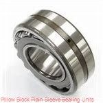 Link-Belt 21220Z Pillow Block Plain Sleeve Bearing Units