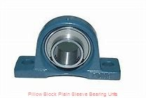 Link-Belt 2K14104Z Pillow Block Plain Sleeve Bearing Units