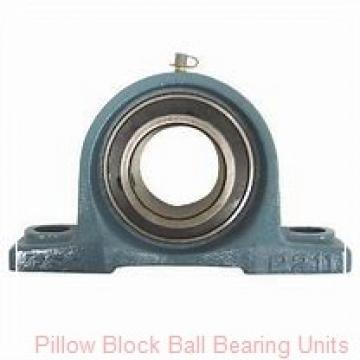 2.0000 in x 6.38 to 7.44 in x 1.9 in  Dodge P2BSXV200L Pillow Block Ball Bearing Units