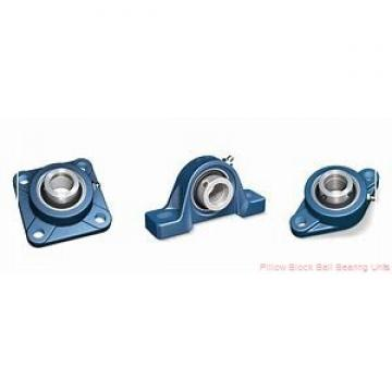 1.1875 in x 4.26 to 5 in x 1.52 in  Dodge P2BDLUEZ103SHCR Pillow Block Ball Bearing Units