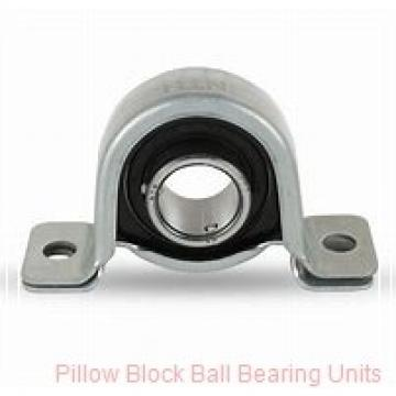 1.7500 in x 5-1/2 to 6.19 in x 2.13 in  Dodge P2BSXRB112 Pillow Block Ball Bearing Units