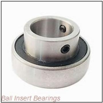 Sealmaster ER-63 Ball Insert Bearings
