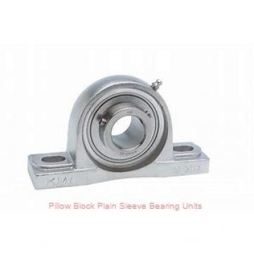 Link-Belt 21547Z Pillow Block Plain Sleeve Bearing Units