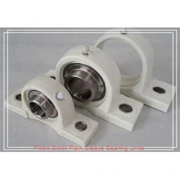 1-3/4 in x 5-1/2 to 6-3/16 in x 1-9/16 in  Dodge P2BLT10112 Pillow Block Plain Sleeve Bearing Units