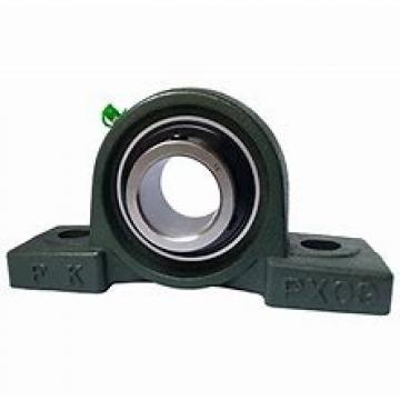 2.1875 in x 8-1/8 to 9-1/2 in x 3-49/64 in  Rexnord ZAFS6203 Pillow Block Roller Bearing Units