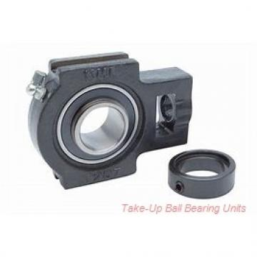 Dodge WSTU-SCEZ-012-SHSS Take-Up Ball Bearing Units