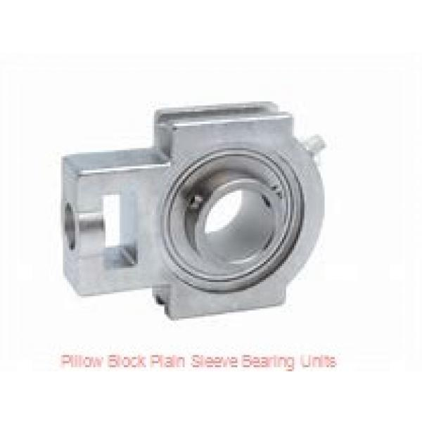 Link-Belt 21217 Pillow Block Plain Sleeve Bearing Units #1 image